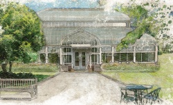 lasdon park conservatory