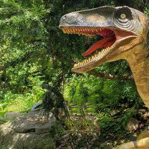 Dino-mite Times at Lasdon